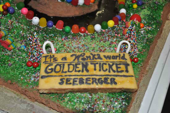 At least 27 teams of local architecture firms, design professional, students, and enthusiasts competed in the 4th Annual Gingerbread Build-Off at Hermann Square at Houston City Hall over the weekend.  Several awards were handed out acknowledging the most unique and creative gingerbread structures completed.  <span class=meta>(Photo&#47;ABC13)</span>