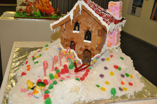 "<div class=""meta ""><span class=""caption-text "">At least 27 teams of local architecture firms, design professional, students, and enthusiasts competed in the 4th Annual Gingerbread Build-Off at Hermann Square at Houston City Hall over the weekend.  Several awards were handed out acknowledging the most unique and creative gingerbread structures completed.  (Photo/ABC13)</span></div>"