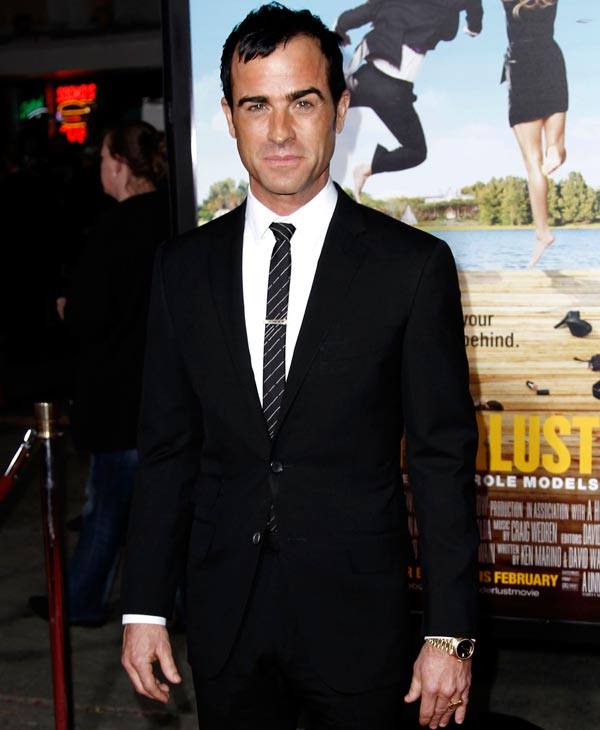Actor Justin Theroux was #9 on GQ&#39;s most stylish list  Check out the full list here <span class=meta>(AP Photo)</span>