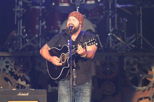 Zac Brown Band performing as part of the No Shoes Nation Tour 2013 at The Georgia Dome on Saturday August 3, 2013, in Atlanta.  Zac Brown Band performs at Rodeo Houston on Sunday, March 23, 2014. &#40;Photo by Robb D. Cohen&#47;RobbsPhotos&#47;Invision&#47;AP&#41; <span class=meta>(AP Photo)</span>