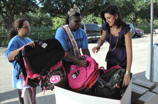 "<div class=""meta image-caption""><div class=""origin-logo origin-image ""><span></span></div><span class=""caption-text"">The 8th annual YMCA Operation Backpack runs until 6pm today at the ABC13 Studios.  There are other drop-off locations around town.  ABC-13 reporter Elissa Rivas and her family made a donation for the first 113 people who liked her Facebook page.  (ABC13)</span></div>"
