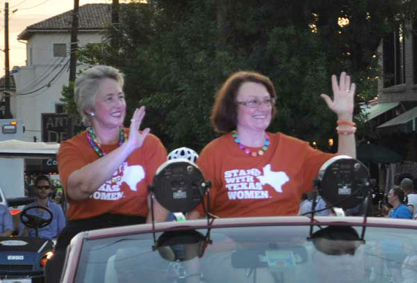 "<div class=""meta image-caption""><div class=""origin-logo origin-image ""><span></span></div><span class=""caption-text"">Thousands of people braved the heat Saturday to participate in 35th annual Houston LGBT Pride Festival and parade in the Montrose area. The crowd at this year's day-long celebration was even more excited than usual because it happened just days after the Supreme Court made two rulings in favor of same-sex marriage in states where it is legal. (KTRK Photo/ Mena El-Sharkawi/Web producer)</span></div>"