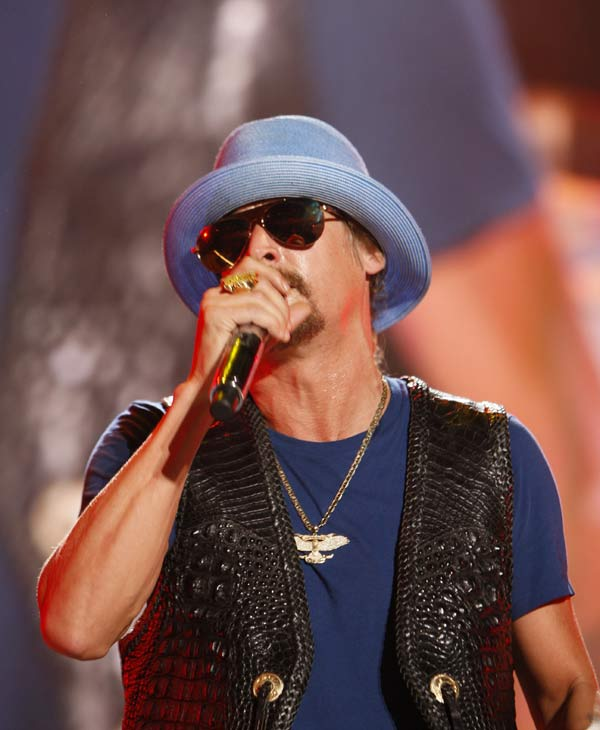 "<div class=""meta ""><span class=""caption-text "">Kid Rock will perform at the RodeoHouston on March 14th. (AP Photo/Wade Payne)</span></div>"