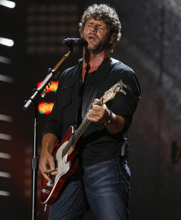 Billy Currington is performing on Saturday, March 5th at the RodeoHouston (AP Photo)