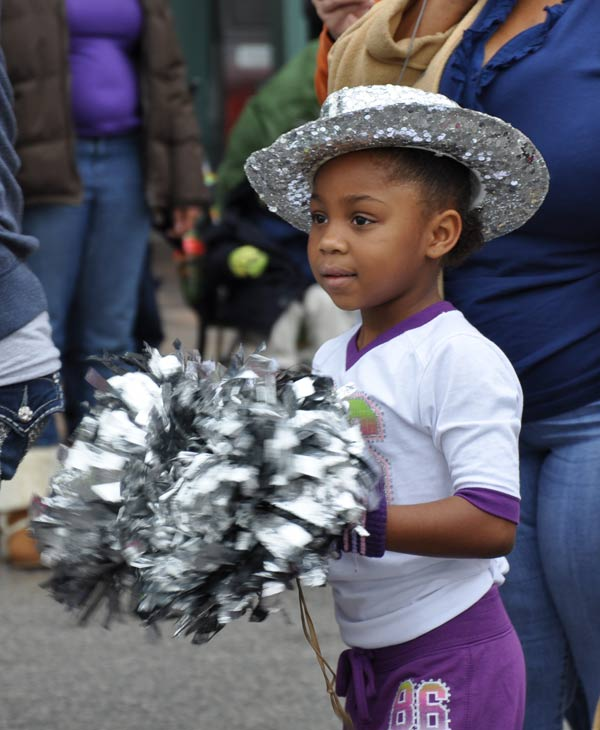 The Heritage Society&#39;s 33rd Annual &#39;Original&#39; Dr. Martin Luther King Jr. Parade was held downtown <span class=meta>(KTRK)</span>