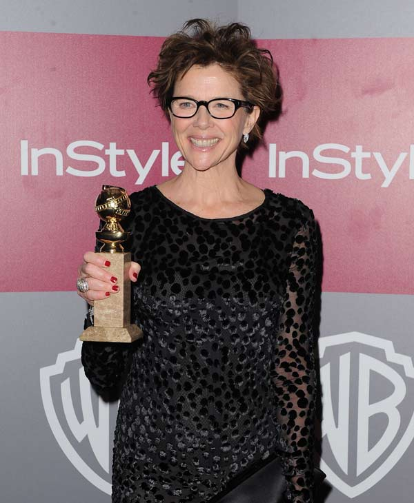 "Annette Bening was nominated for an Academy Award for best actress for her role in ""The Kids Are All Right"" Tuesday, Jan. 25, 2011. The Oscars will be presented Feb. 27 at the Kodak Theatre in Hollywood. (AP Photo)"