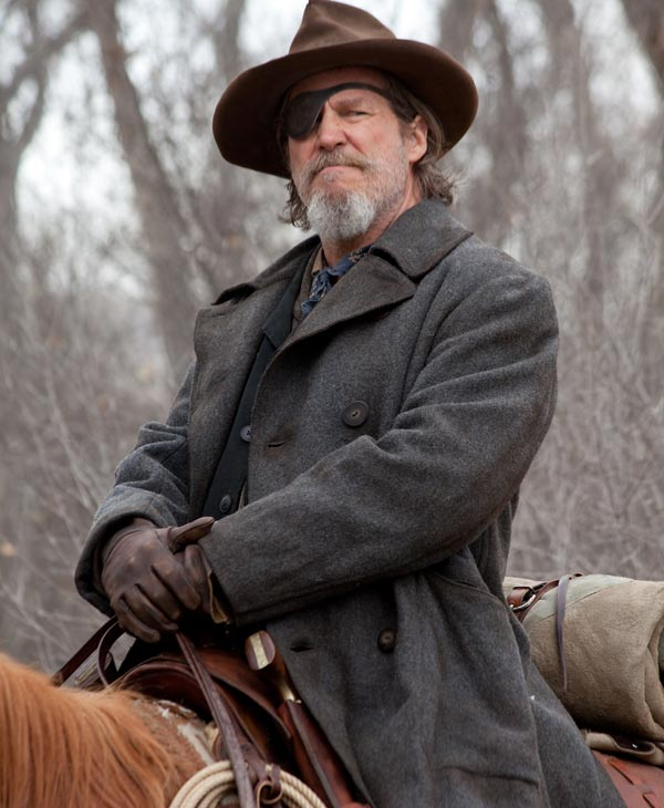 "<div class=""meta ""><span class=""caption-text "">In this film publicity image released by Paramount Pictures, Jeff Bridges is shown in a scene from, ""True Grit."" Bridges was nominated for an Academy Award for best actor for his role in ""True Grit,"" Tuesday, Jan. 25, 2011. The Oscars will be presented Feb. 27 at the Kodak Theatre in Hollywood. (AP Photo/Paramount Pictures, Lorey Sebastian)</span></div>"