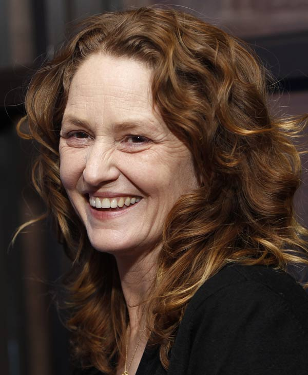 "In this Jan. 23, 2011 file photo, actress Melissa Leo arrives at the premiere of ""Red State"" during the 2011 Sundance Film Festival in Park City, Utah. Leo was nominated for an Academy Award for best supporting actress for her role in ""The Fighter,"" Tuesday, Jan. 25, 2011. The Oscars will be presented Feb. 27 at the Kodak Theatre in Hollywood. (AP Photo/Danny Moloshok)"