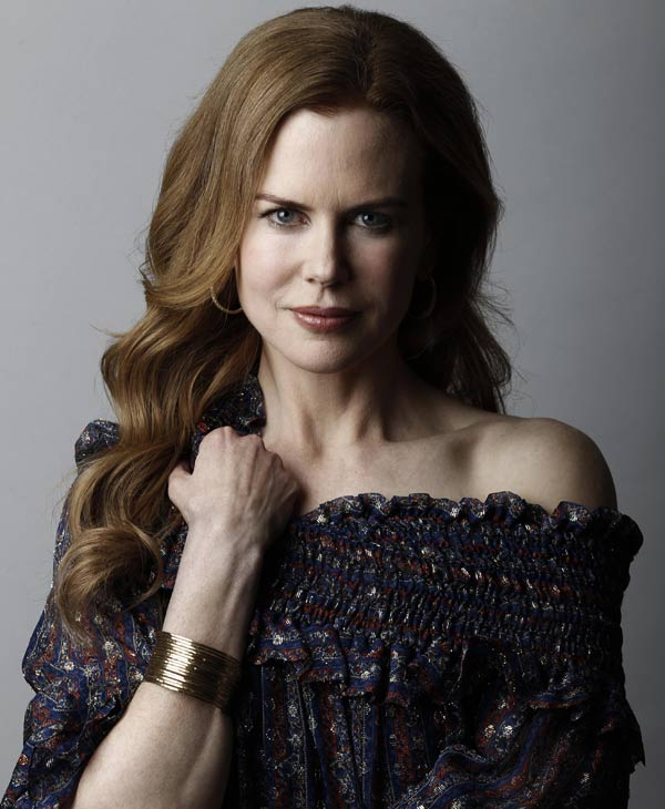 "In this Dec. 7, 2010 photo, actress Nicole Kidman, from the film ""Rabbit Hole"", poses for a portrait in Beverly Hills, Calif. Kidman was nominated for an Academy Award for best actress for her role in ""Rabbit Hole,"" Tuesday, Jan. 25, 2011. The Oscars will be presented Feb. 27 at the Kodak Theatre in Hollywood. (AP Photo/Matt Sayles)"