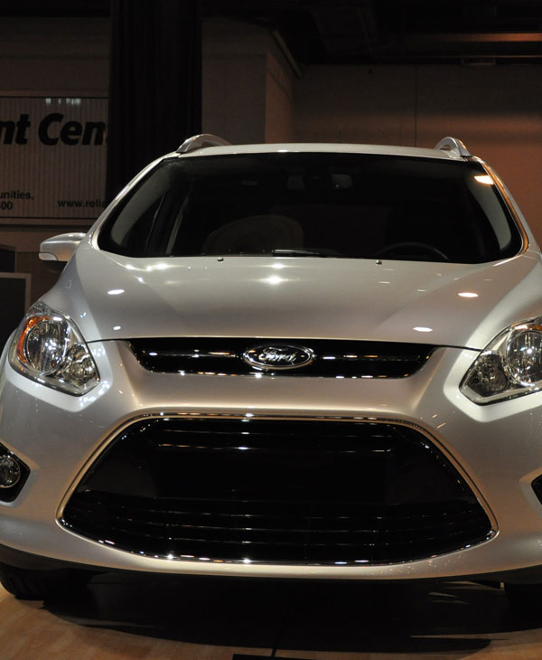 The 2011 Houston Auto Show kicked off this week...