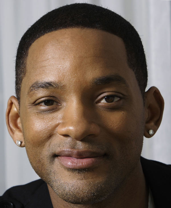 No. 4:  According to Forbes.com, Will Smith earned $36 million between May 2010 and May 2011  [Check Forbes.com for the full list]