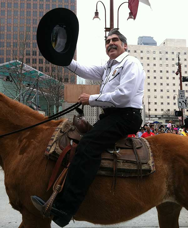 Photos from Rodeo Houston Parade, February 26,...