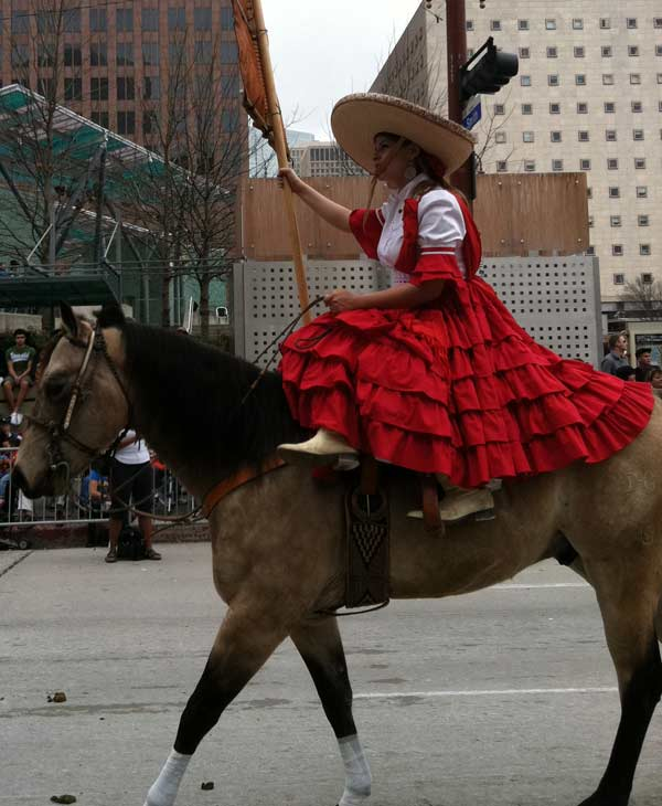 Photos from Rodeo Houston Parade, February 26, 2011