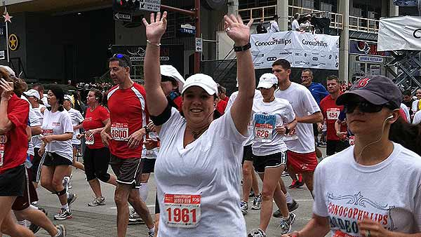 "<div class=""meta ""><span class=""caption-text "">Many took part in the 24th annual ConocoPhillips Rodeo Run, which includes a 10K race and 5K fun run/walk, on Saturday (KTRK)</span></div>"