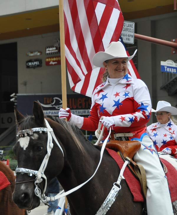 Images from the Rodeo Houston Parade, February 25, 2012 <span class=meta>(KTRK&#47;Blanca Beltran)</span>