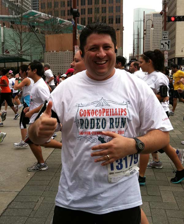 Many took part in the 24th annual ConocoPhillips Rodeo Run, which includes a 10K race and 5K fun run/walk, on Saturday