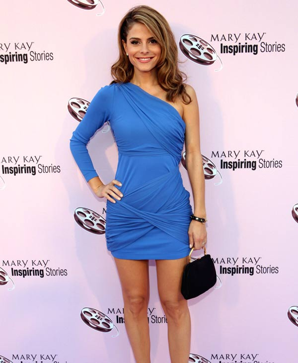 "<div class=""meta ""><span class=""caption-text "">This 2011 file photo shows TV personality Maria Menounos at the premiere party for the Mary Kay ""Inspiring Stories"" film project.  Menounos will be among the 12 celebrity contestants on the next season of the ABC dancing competition, premiering March 19.  (AP Photo, file) </span></div>"
