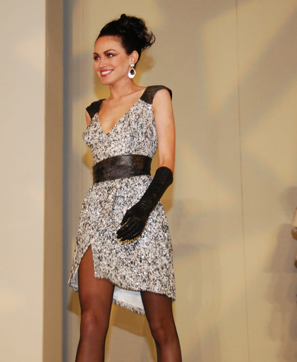 The Latin Women&#39;s Initiative hosted the CARRIBEAN CORAL 9th Annual Fashion Show Luncheon &#43; Bazaar and it featured the 2011 Summer Collection of Designers JI &#43; Bertholdo  <span class=meta>(Blanca Beltran)</span>