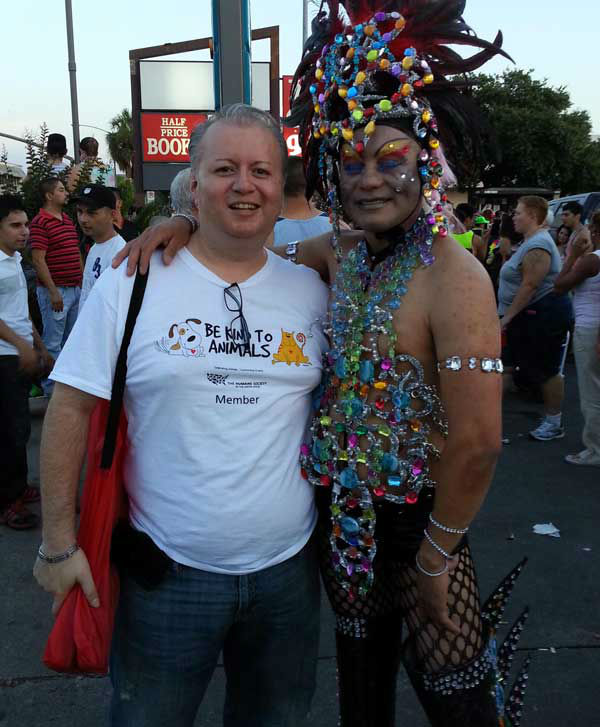 "<div class=""meta ""><span class=""caption-text "">Thousands of people braved the heat Saturday to participate in 35th annual Houston LGBT Pride Festival and parade in the Montrose area. The crowd at this year's day-long celebration was even more excited than usual because it happened just days after the Supreme Court made two rulings in favor of same-sex marriage in states where it is legal.  (Photo/iWitness reports)</span></div>"