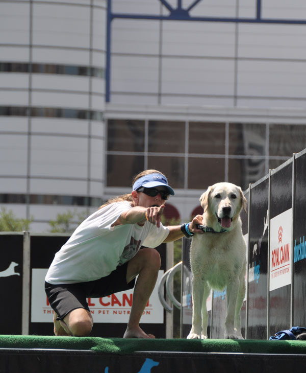 "<div class=""meta image-caption""><div class=""origin-logo origin-image ""><span></span></div><span class=""caption-text"">Many came out to check out the national tour dog jumping competition held at Discovery Green over the weekend.   (KTRK/Blanca Beltran)</span></div>"