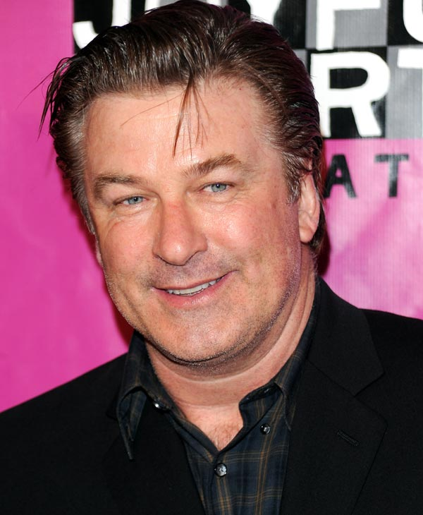 "In this May 5, 2010 file photo, actor Alec Baldwin attends the Joyful Heart Foundation Gala recognizing the 15th Anniversary of the Violence Against Women Act in New York. Baldwin was nominated for an Emmy award for best actor in a comedy series on Thursday, July 8, 2010 for his role in ""30 Rock."" The 62nd Primetime Emmy Awards will be held on Sunday, Aug. 29, in Los Angeles. (AP Photo/Evan Agostini, file)"