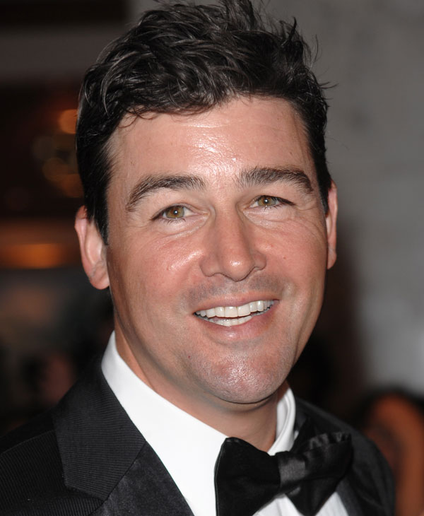 "In this May 9, 2009 file photo, actor Kyle Chandler attends the 2009 White House Correspondents' Association Dinner in Washington. Chandler was nominated for an Emmy for best actor in a drama series on Thursday, July 8, 2010 for his role in ""Friday Night Lights."" The 62nd Primetime Emmy Awards will be held on Sunday, Aug. 29, in Los Angeles. (AP Photo/Evan Agostini, file)"