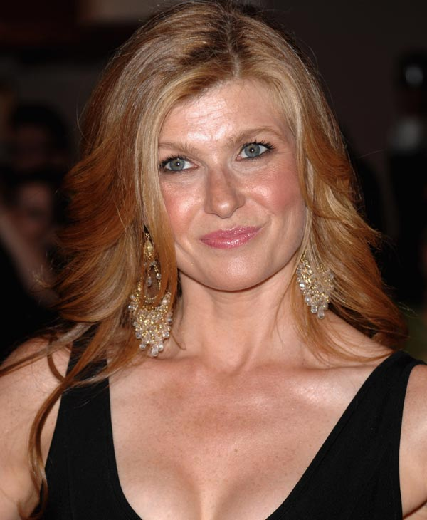 "In this May 9, 2009 file photo, actress Connie Britton attends the 2009 White House Correspondents' Association Dinner in Washington. Britton was nominated for an Emmy for best actress in a drama series on Thursday, July 8, 2010, for her role in ""Friday Night Lights."" The 62nd Primetime Emmy Awards will be held on Sunday, Aug. 29, in Los Angeles. (AP Photo/Evan Agostini, file)"