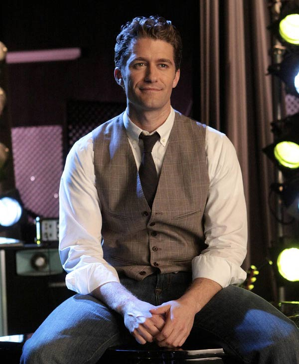 "<div class=""meta ""><span class=""caption-text ""> In this publicity image released by Fox, Matthew Morrison is shown in a scene from, ""Glee."" Morrison was nominated for an Emmy, Thursday, July 8, 2010 for lead actor in a comedy series. The 62nd Primetime Emmy Awards will be held on Sunday, Aug. 29. (AP Photo/Fox, Carin Baer)</span></div>"