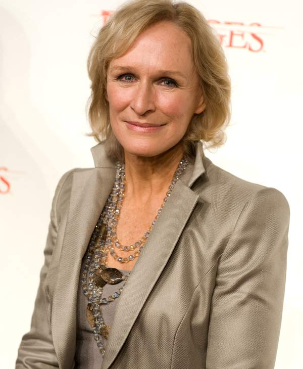 "In this Jan. 19, 2010 file photo, actress Glenn Close attends the premiere screening for season three of FX's legal thriller ""Damages"" in New York. Close was nominated for an Emmy on Thursday, July 8, 2010 for best actress in a drama series for her role in ""Damages."" The 62nd Primetime Emmy Awards will be held on Sunday, Aug. 29, in Los Angeles. (AP Photo/Charles Sykes, file)"