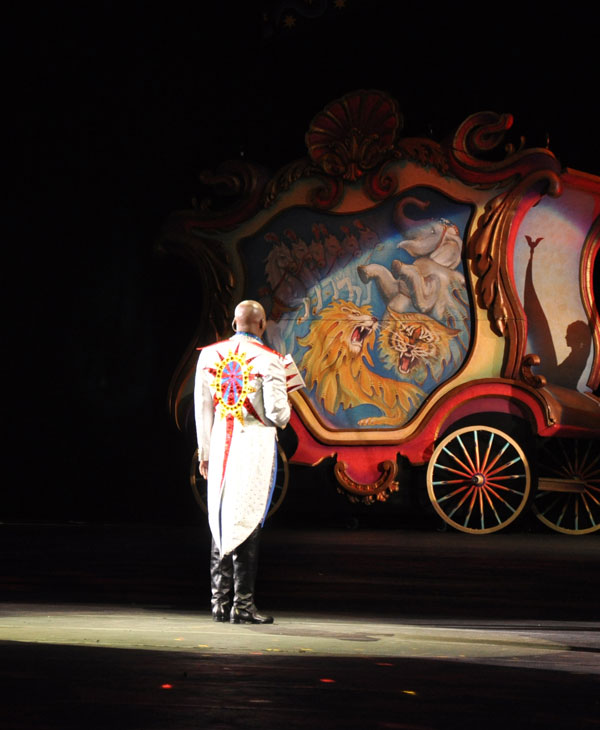 Images from  the Ringling Brothers and Barnum...