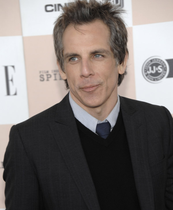 No.6:  According to Forbes.com, Ben Stiller earned $34 million  between May 2010 and May 2011  [Check Forbes.com for the full list]
