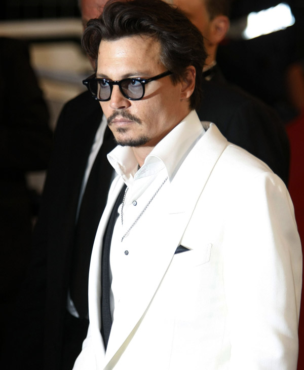No. 2:  According to Forbes.com, Johnny Depp earned $50 million   between May 2010 and May 2011  [Check Forbes.com for the full list]