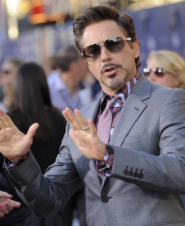 No.7:  According to Forbes.com, Robert Downey earned $31 million between May 2010 and May 2011  [Check Forbes.com for the full list]