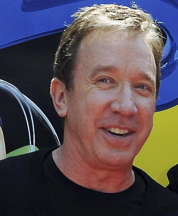No.9:  According to Forbes.com, Tim Allen earned $22 million between May 2010 and May 2011  [Check Forbes.com for the full list]