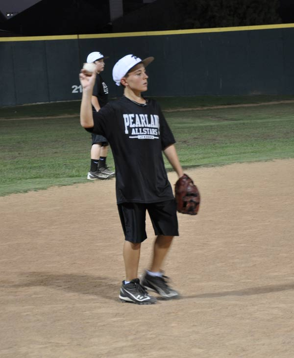 "<div class=""meta ""><span class=""caption-text "">Images from the Dad's Club where the Pearland All-Star team plays their games</span></div>"
