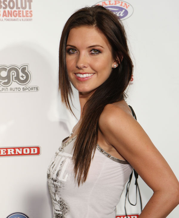 "<div class=""meta ""><span class=""caption-text "">Television personality Audrina Partridge arrives at the 2008 MTV Video Music Awards held at Paramount Pictures Studio Lot on Sunday, Sept. 7, 2008, in Los Angeles. (AP Photo/Matt Sayles)</span></div>"