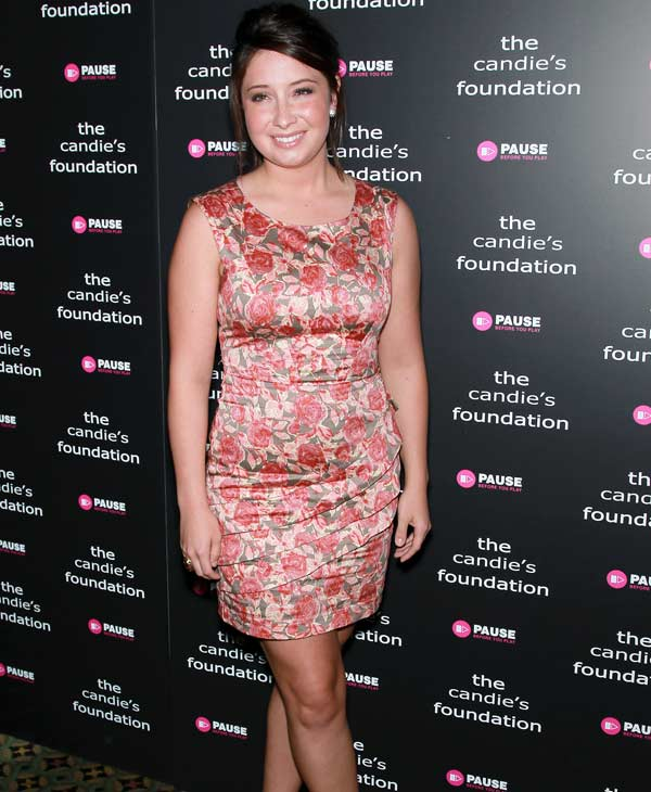 "<div class=""meta image-caption""><div class=""origin-logo origin-image ""><span></span></div><span class=""caption-text"">In this photo provided by StarPix, Bristol Palin attends the Candie's Foundation 6th Annual Event to Prevent Benefit, Wednesday, May 5, 2010 in New York. (AP Photo/Marion Curtis, StarPix)</span></div>"