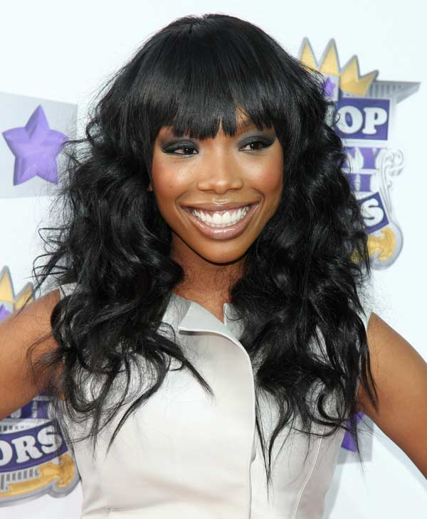 Brandy attends the 2010 VH1 Hip Hop Honors in New York on Thursday, June 3, 2010. (AP Photo/Peter Kramer)