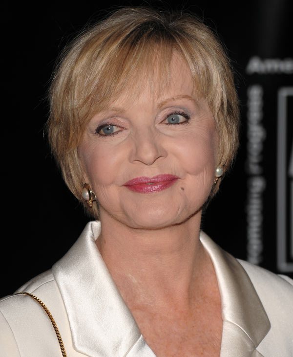 "<div class=""meta ""><span class=""caption-text "">Actress Florence Henderson arrives at the 33rd Annual American Women in Radio & Television's Gracie Allen Awards on Wednesday, May 28, 2008, in New York. (AP Photo/Peter Kramer)</span></div>"