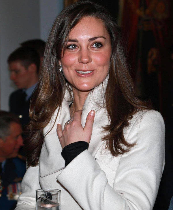 The future queen, Kate Middleon, makes the list of Walters&#39; &#39;Most Fascinating People&#39; of 2010 <span class=meta>(AP Photo&#47;Michael Dunlea, Pool)</span>