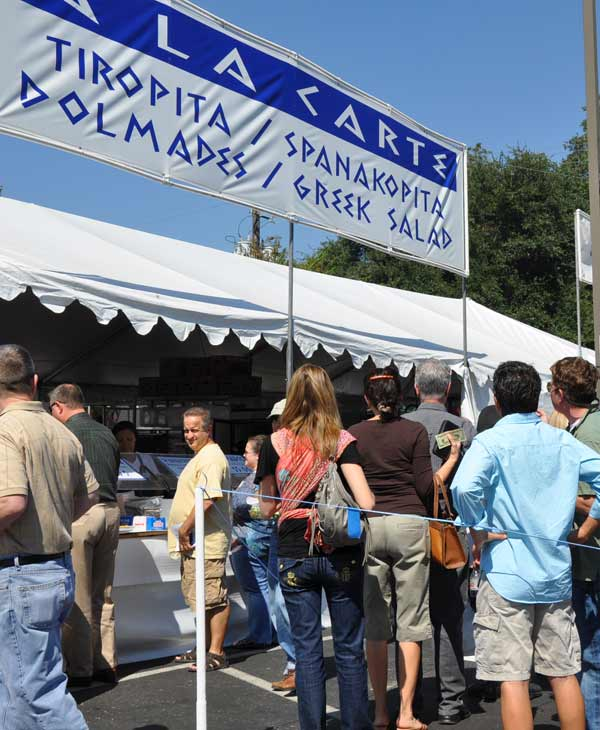 The Original Greek Festival is featuring everything from delicious Greek food, festive displays of traditional Greek dancing, and abundant shopping opportunities, plus a full slate of special events and presentations.