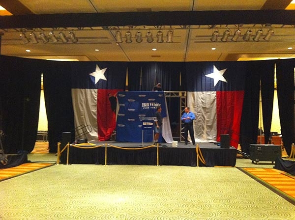 "<div class=""meta image-caption""><div class=""origin-logo origin-image ""><span></span></div><span class=""caption-text"">Preparations are underway for Bill White's Election Night party</span></div>"