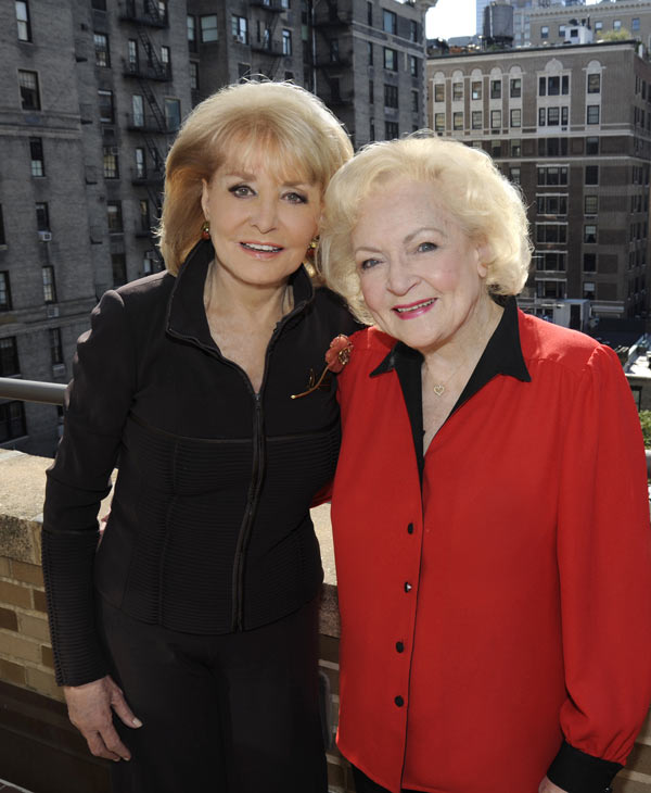 "Betty White will be featured in ""Barbara Walters Presents: The 10 Most Fascinating People of 2010,"" an hour-long ABC News special highlighting some of the year's most prominent names in entertainment, sports, politics and pop-culture airing THURSDAY, DEC. 9 (9-10 pm, CT) on the ABC Television Network. Now in its 18th season, ""Barbara Walters Presents: The 10 Most Fascinating People"" has consistently been one of the highest rated specials of the year. (ABC/ DONNA SVENNEVIK)"
