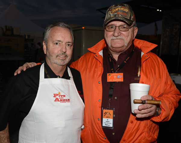 The World&#39;s Championship Bar-B-Que Contest is three days of cooking, competition, eating and dancing to kick off the Houston Livestock Show and Rodeo. <span class=meta>(John Mizwa&#47;ABC13)</span>