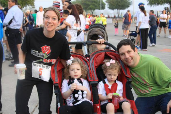 These are  viewer photos from Sunday&#39;s Run for the Rose at Reliant Park, which raises money to fund brain cancer research at MD Anderson and children&#39;s programs at Children&#39;s Memorial Hermann.   If you were there and took photos, email them to us at news@abc13.com or upload them here.  <span class=meta>(Photo&#47;iWitness Reports)</span>