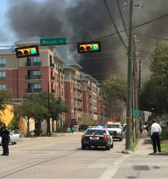 "<div class=""meta image-caption""><div class=""origin-logo origin-image ""><span></span></div><span class=""caption-text"">These are photos viewers sent to us at news@abc13.com of the fire that burned at a Montrose area apartment complex under construction (Photo/iWitness Reports)</span></div>"