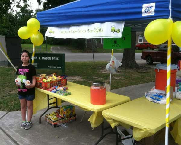 Lemonade Day doesn&#39;t last just a day. It&#39;s a month-long process that requires youngsters to set goals, develop a business plan, establish a budget, seek investors, provide customer service, save for the future and give back to the community.    Stands can be found in Harris, Galveston, Montgomery, Fort Bend, Chambers and Brazoria Counties today. For a map of lemonade stand locations near you, visit houston.lemonadeday.org.  <span class=meta>(Photo&#47;iWitness Reports)</span>