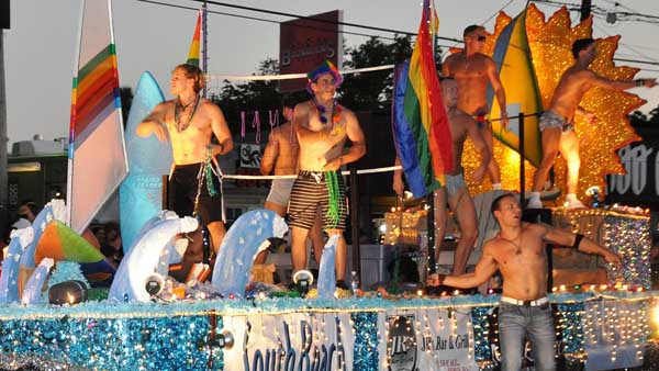 "<div class=""meta ""><span class=""caption-text "">Thousands gathered in the Montrose area on June 25 for Houston's 33rd annual gay pride parade (KTRK Photo)</span></div>"
