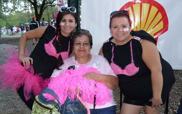 Viewer photos sent in from Saturday&#39;s Race for the Cure <span class=meta>(Photo&#47;iWitness Reports)</span>