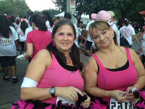 "<div class=""meta image-caption""><div class=""origin-logo origin-image ""><span></span></div><span class=""caption-text"">These are some of the photos you've been sending in from the Race for the Cure, held Saturday, October 6, in downtown Houston.  More pictures are here.  Send your photos to news@abc13.com and we'll post them online (Photo/iWitness Reports)</span></div>"